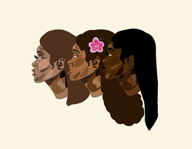 Girls of color are disproportionately affected in the juvenile justice system not only in terms of incarceration, though also in their victimization.