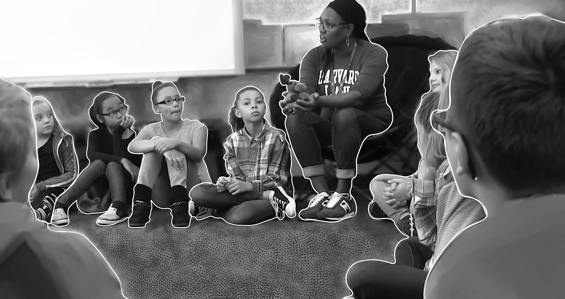 Washington school district embraces restorative justice
